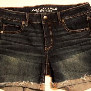 American Eagle Outfitters Denim Stretch Shorts